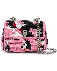 Ermanno Scervino - Crochet-style Shoulder Bag - Lyst