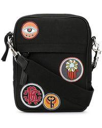 Roberto Cavalli - Camera Bag With Lucky Symbols - Lyst