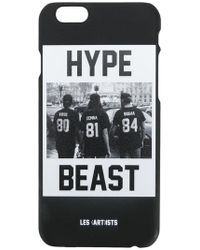 LES (ART)ISTS - 'hypebeast' Iphone 6/6s Phone Case - Lyst