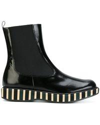 Paloma Barceló - Platform Ankle Boots - Lyst