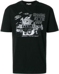 McQ - Printed T-shirt - Lyst