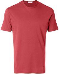 Paolo Pecora - Short Sleeve T-shirt - Lyst