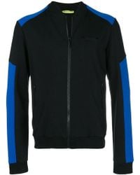 Versace Jeans - Panelled Jacket - Lyst
