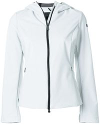 Rrd - Puffer Zipped Jacket - Lyst