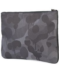 COACH - Wild Beasts Print Pouch - Lyst