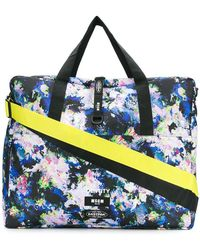 MSGM - Oversized Tote Bag - Lyst
