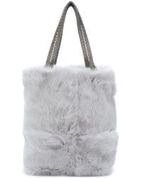 Laura B - Chain Strap Shoulder Bag - Lyst