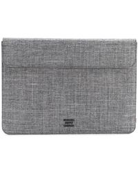 "Herschel Supply Co. - Textured 15"" Macbook Case - Lyst"