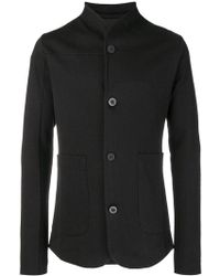 Thom Krom - Collarless Jacket - Lyst
