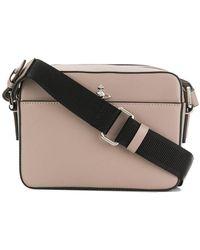 82085f85e3f7 Vivienne Westwood - Logo Plaque Messenger Bag - Lyst