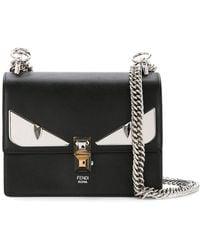Fendi - Mini Bag Bugs Shoulder Bag - Lyst