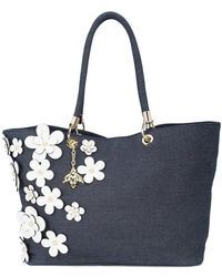Christian Siriano - Floral Tote Bag - Lyst