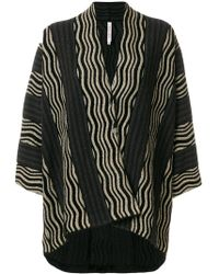 Antonio Marras - Striped Jacket - Lyst