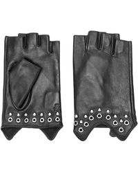 Karl Lagerfeld - K/rocky Choupette Gloves - Lyst