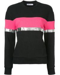 Guild Prime - Contrast Stripe Sweatshirt - Lyst