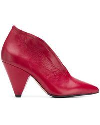 The Seller - Tapered Heel Court Shoes - Lyst