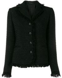 Tagliatore - Tweed Jacket - Lyst
