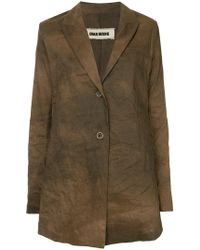 Uma Wang - Printed Jacket - Lyst