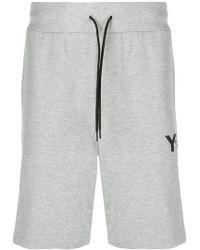 Y-3 - Basic Track Shorts - Lyst