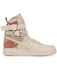 Lyst - Nike Special Field Air Force 1 Mid Tiger Camo in Black for Men 4c2caab72