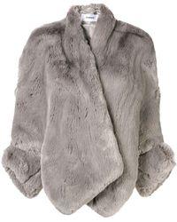 Chalayan Cut-out detail jacket