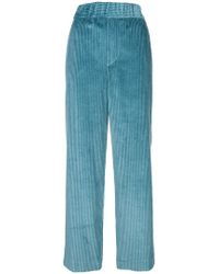 Isabel Marant - Meloy Corduroy Trousers - Lyst