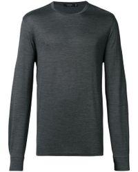 Ermenegildo Zegna - Leggerissimo Long Sleeve T-shirt - Lyst