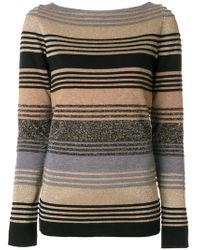 Antonio Marras - Striped Knitted Top - Lyst