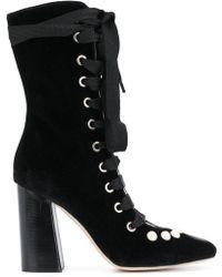 Blugirl Blumarine | Lace-up Boots | Lyst