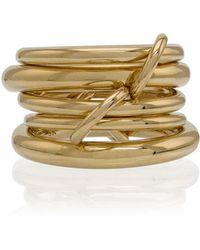 Spinelli Kilcollin - Gold Vela Yellow Gold Ring - Lyst