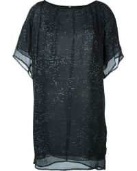 Minimarket - 'eon' Dress - Lyst