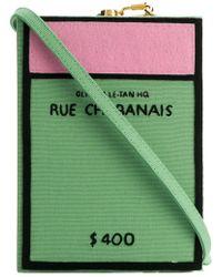 Olympia Le-Tan - 'Rue Chabanais' Clutch - Lyst