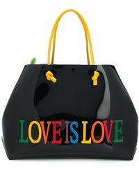 Alberta Ferretti - Love Is Love Tote - Lyst