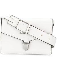 Calvin Klein - Envelope Shoulder Bag - Lyst