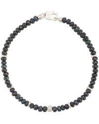 Tateossian - Armband mit Perlen - Lyst