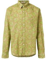 Gant Rugger - Make Believe Sezo Shirt - Lyst