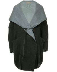 Nehera - Oversized Coat - Lyst