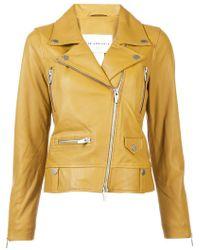 The Arrivals - Biker Jacket - Lyst