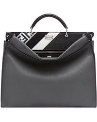 Fendi - Peekaboo Fit Bag - Lyst