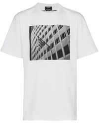 CALVIN KLEIN 205W39NYC - X Andy Warhol Foundation T-shirt - Lyst