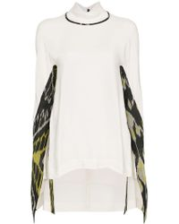 Kitx - Connection Collar Top - Lyst