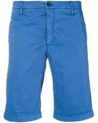 Peuterey - Classic Chino Shorts - Lyst