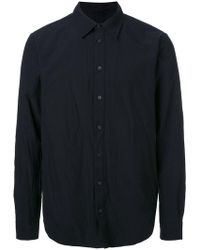 Forme D'expression - 'juxtaposed' Shirt - Lyst