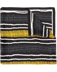 Class Roberto Cavalli - Snake Print Scarf - Lyst