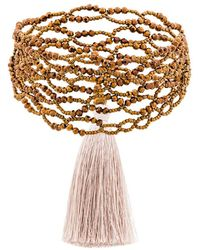 Night Market - Beaded Layered Necklace - Lyst
