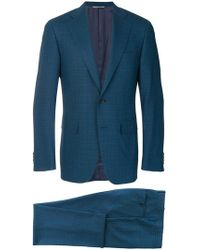 Canali - Formal Suit - Lyst