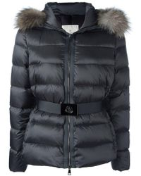 Moncler - Tatie Padded Shell Jacket - Lyst