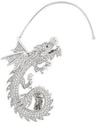 Elise Dray - Dragon Cuff Earring - Lyst