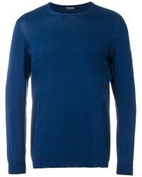 Drumohr | Crew Neck Sweater | Lyst