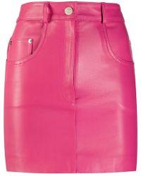 Manokhi - High Rise Pencil Skirt - Lyst